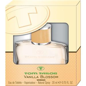 Tom Tailor - Vanilla Blossom Women - Eau de Toilette Spray