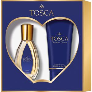 Image of Tosca Damendüfte Tosca Geschenkset Eau de Cologne Splash 25 ml + Shower & Cream 100 ml 1 Stk.
