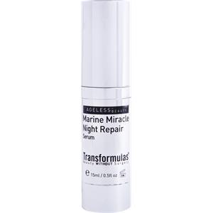Transformulas - Facial care - Marine Miracle Night Repiar Serum