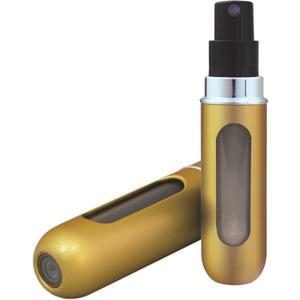 Travalo - Mini-Zerstäuber - Gold Mini Zerstäuber nachfüllbar