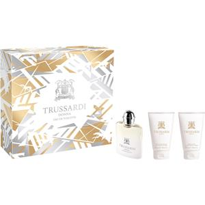 Image of Trussardi Damendüfte 1911 Donna Geschenkset Eau de Toilette Spray 30 ml + Bath & Shower Gel 30 ml + Body Lotion 30 ml 1 Stk.