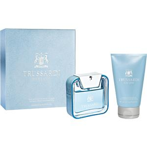 Trussardi - Blue Land - Geschenkset