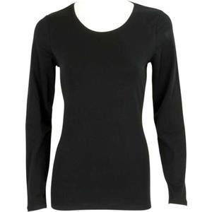 Turnover - Tops & Shirts - Langarmshirt - rundhals