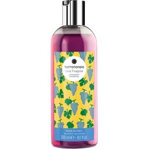 Tuttotondo - Uva - Fragola Antioxidant Shower Gel