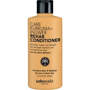 Udo Walz - Care Kurkuma + Ingwer - Rehab Conditioner
