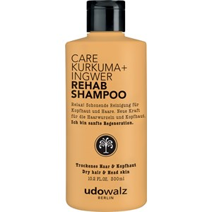 Udo Walz - Care Kurkuma + Ingwer - Rehab Shampoo