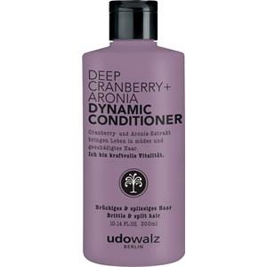 Udo Walz - Deep Cranberry + Aronia - Dynamic Conditioner