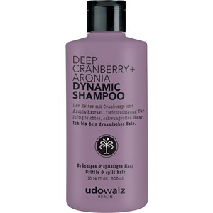 Udo Walz - Deep Cranberry + Aronia - Dynamic Shampoo