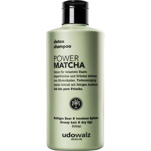 Image of Udo Walz Haarpflege Pure Matcha Detox Shampoo 300 ml