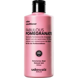 Image of Udo Walz Haarpflege Pure Matcha Fabulous Pomegranate Color Conditioner 300 ml