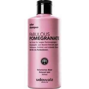 Image of Udo Walz Haarpflege Pure Matcha Fabulous Pomegranate Color Shampoo 300 ml