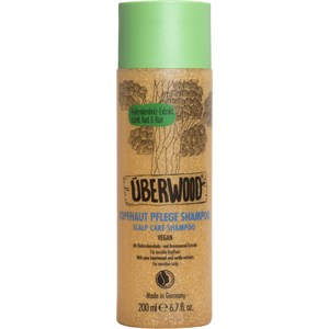 Überwood - Haarpflege - Scalp Care Shampoo