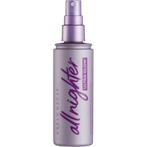Urban Decay - Fixierung - Ultra Glow All Nighter Long Lasting Makeup Setting Spray