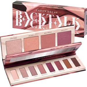Urban Decay - Lidschatten - Backtalk Palette