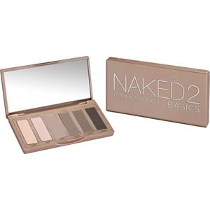 Urban Decay - Lidschatten - Naked 2 Basic Eyeshadow Palette