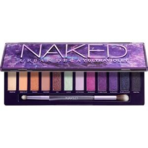 Urban Decay - Lidschatten - Naked ud Ultraviolet Palette