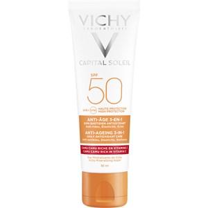 VICHY - Capital Soleil - 3-in-1 Antioxidant Care LSF 50