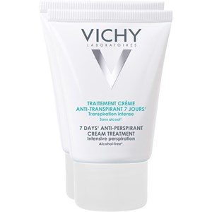 VICHY - Deodorants - 7 Days Anti-Perspirant Cream Doppelpack