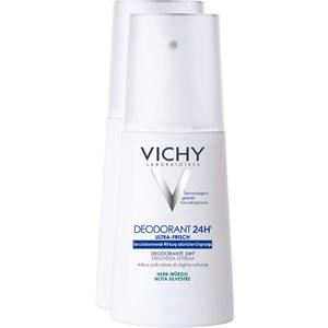 VICHY - Deodorants - Deodorant Pumpenzerstäuber 24h Doppelpack