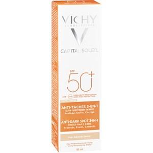 VICHY - Sun care - 3-in-1 Tinted Anti-Dark Spot SPF 50+