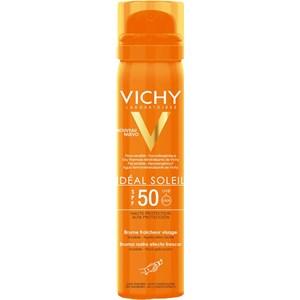 VICHY - Sonnenpflege - Ideal Soleil Sonnenspray für das Gesicht LSF 50