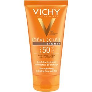 VICHY - Sonnenpflege - Tan Optimizing Face Gel-Fluid LSF 50
