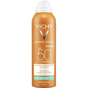 VICHY - Sun care - Transparentes & hydratisierendes Body-Spray LSF 50