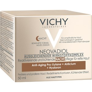 VICHY - Day & Night Care - All Skin Night Cream
