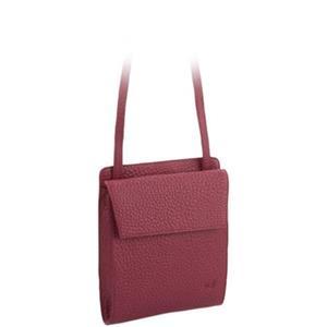 VOI Leather Design - Schultertasche - Schultertasche fuchsia
