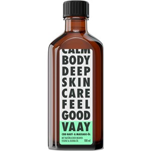 Vaay - Body care - Haut- und Massageöl