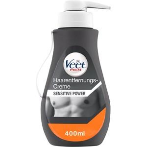 Veet - Cremes - For Men Haarentfernungs-Gelcreme Sensitiv