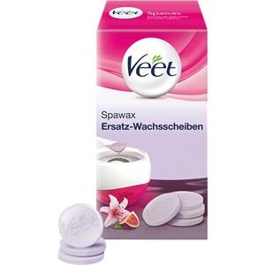 Veet - Warm- & Kaltwachs - Spawax Ersatz-Wachsscheiben