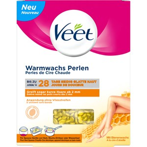 Veet - Warm- & Kaltwachs - Warmwachs Perlen