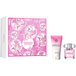 Image of Versace Damendüfte Bright Crystal Geschenkset Eau de Toilette Spray 30 ml + Body Lotion 50 ml 1 Stk.