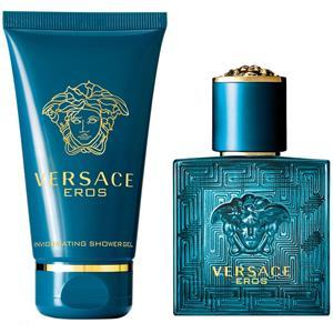 Versace Eros Geschenkset EDT Spray 30 ml + Shower Gel 50 ml 1 Stk. for men