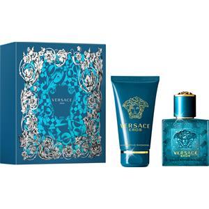 Versace Herrendüfte Eros Geschenkset Eau de Toilette Spray 30 ml + Shower Gel 50 ml 1 Stk.