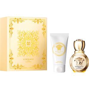 Versace Damendüfte Eros pour Femme Geschenkset Eau de Parfum Spray 30 ml + Body Lotion 50 ml 1 Stk.