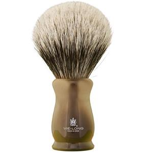 "Vie-Long S.L. - Silver tipped badger hair shaving brush - ""Silver Tip Badger"" Shaving Brush"
