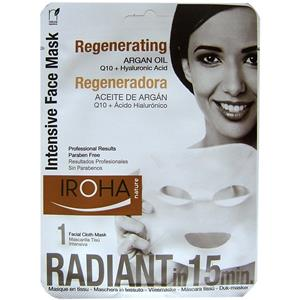 Village - Iroha - Intensive Face Mask Regenerating Argan Oil