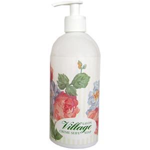 village-pflege-seifen-englische-rosen-cremeseife-500-ml