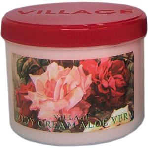 Village - Vitamin E - Rose Bouquet Body Cream