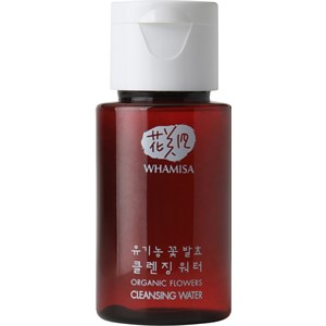 WHAMISA - Cleansing - Organic Flowers Cleansing Water
