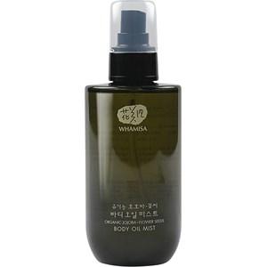 WHAMISA - Oil - Organic Jojoba & Flower Seeds Body Oil Mist