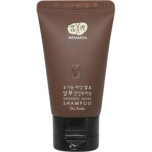 WHAMISA - Shampoo - Organic Seeds Shampoo Dry Scalp