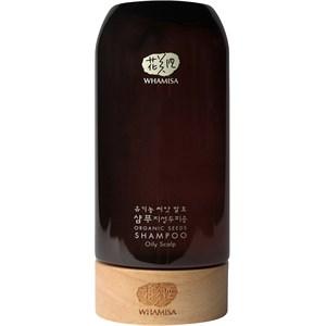 WHAMISA - Shampoo - Organic Seeds Shampoo Oily Scalp