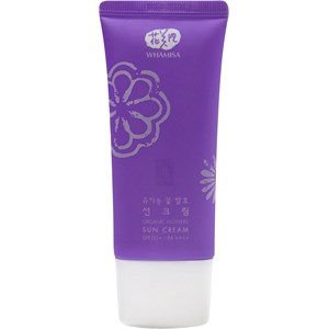 WHAMISA - Sun Care - Organic Flowers Sun Cream SPF 50