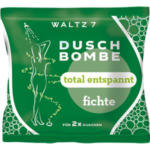 Waltz 7 - Shower care - Shower Bomb Spruce