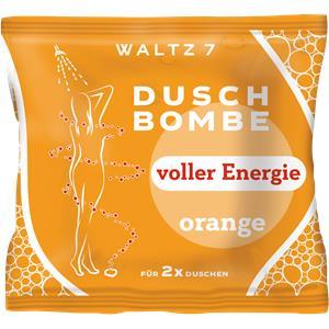 Waltz 7 - Shower care - Shower Bomb Orange