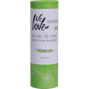 We Love The Planet - Deodorants - Luscious Lime Deodorant Stick