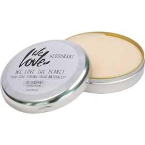 We Love The Planet - Deodorants - So Sensitive Deodorant Cream